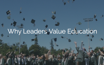 Formal Education is Valuable for Leaders