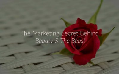 The Marketing Secret From 'Beauty And The Beast'